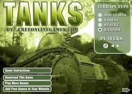 Tank Savaşı İki Kişilik