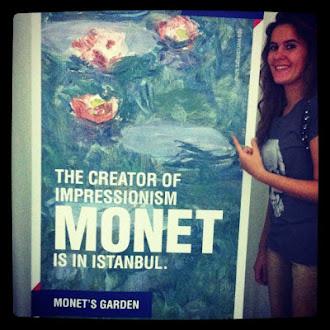 Monet'nin Bahçesinde Gelin Beraber Gezelim!;)