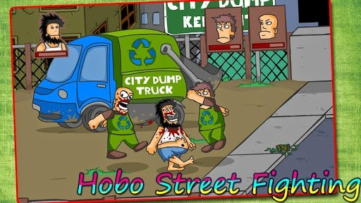 Hobo Street Fighting