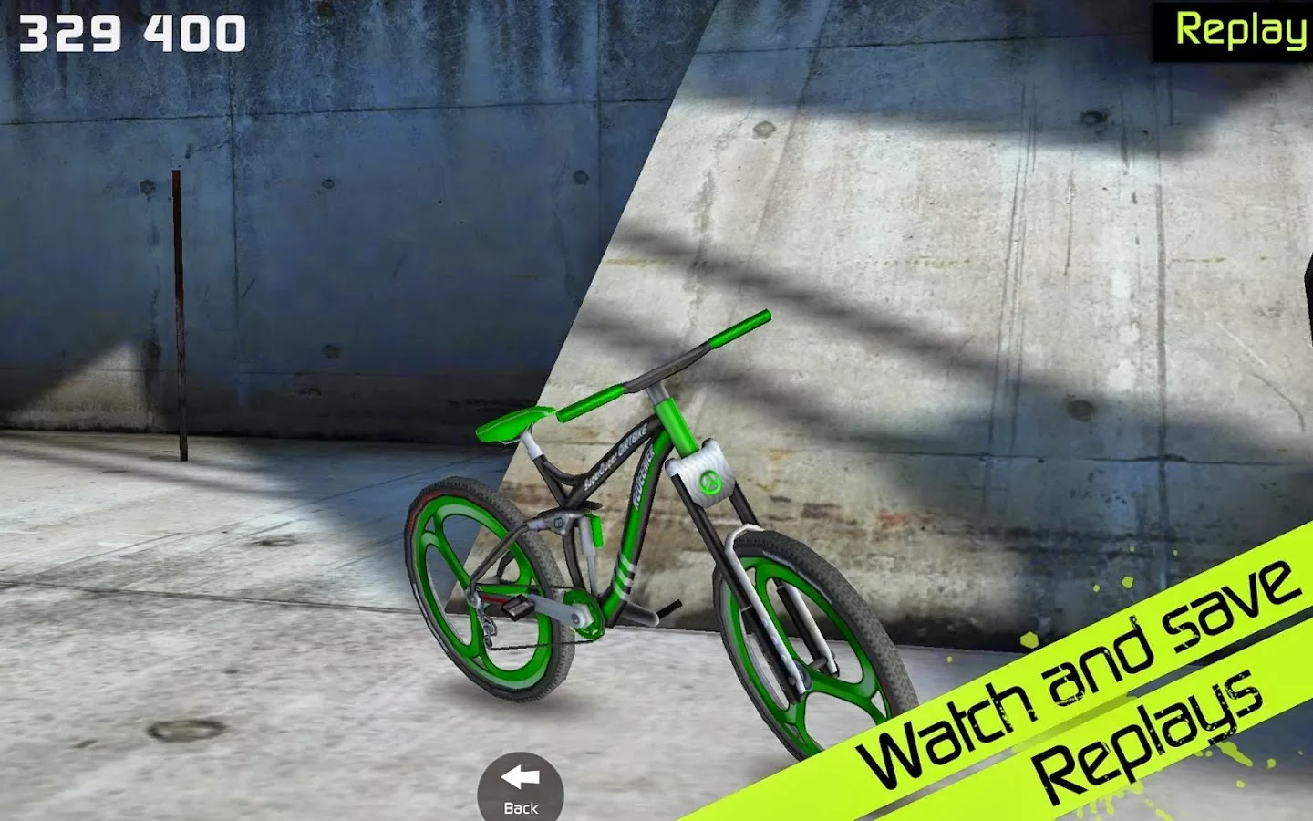 Touchgrind BMX v1.14 [Unlocked]