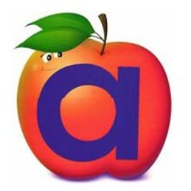 oh  the things kinders think  all about apples school of fish clip art fishers of men clip art