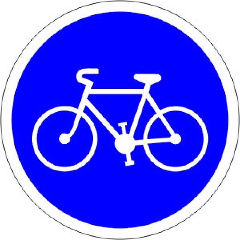 Pour accéder à la carte des bandes et pistes cyclables, cliquez sur le panneau