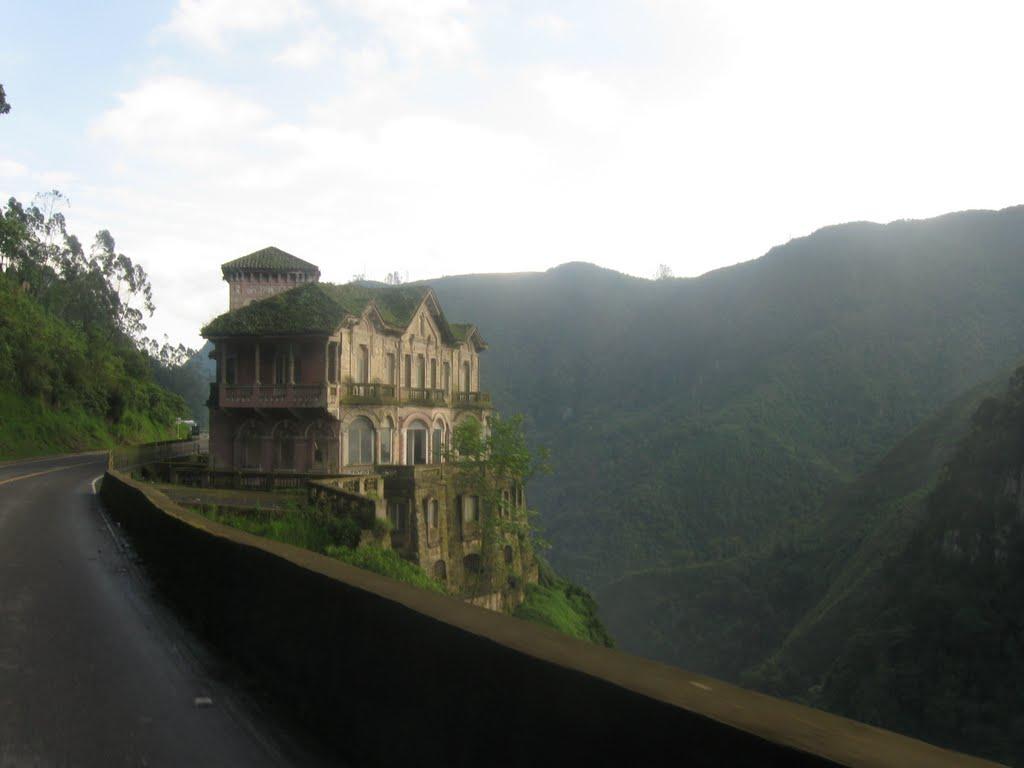 Image result for Hotel del Salto, Bogota Colombia