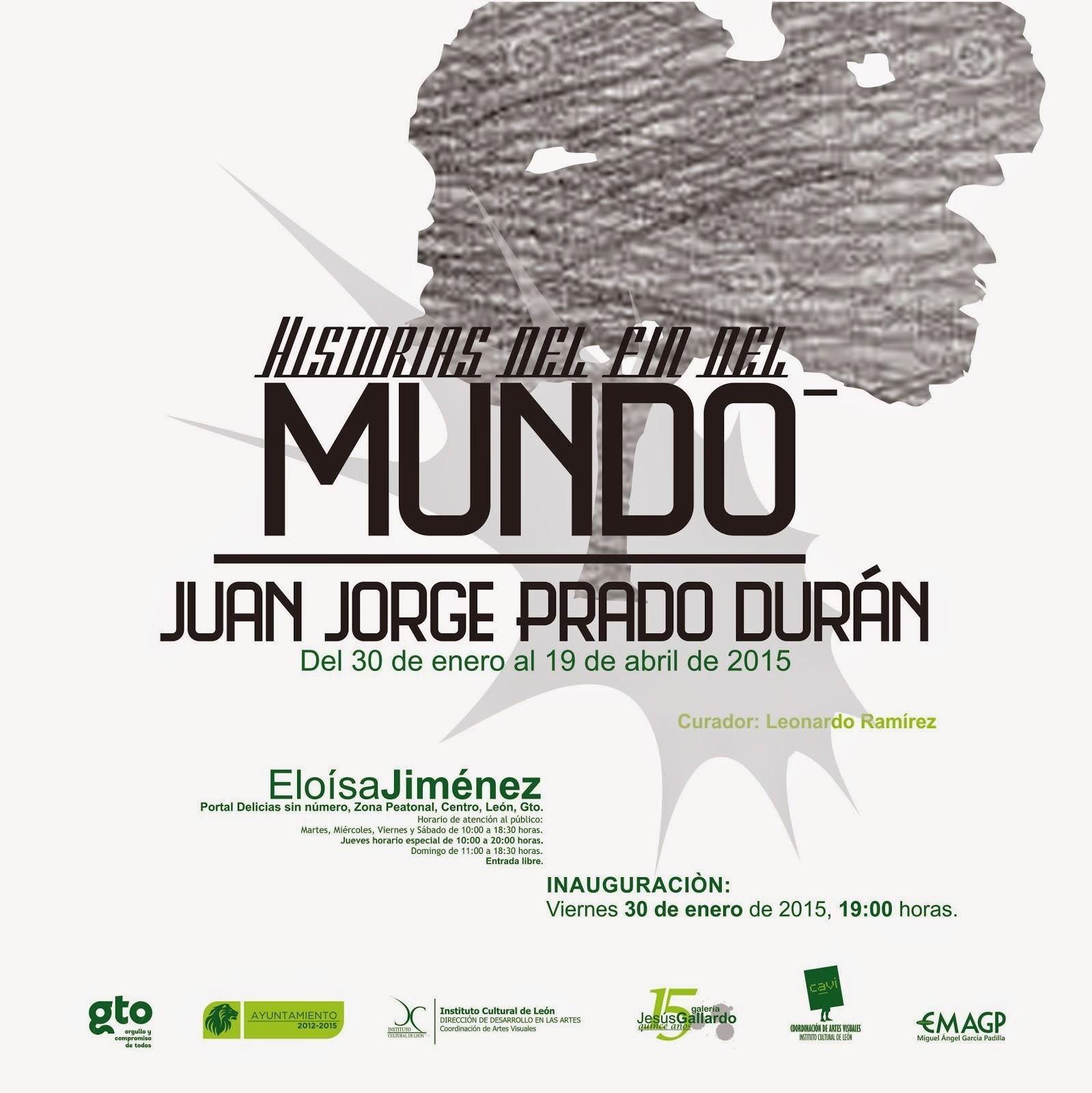 Historias del fin del Mundo, Juan Jorge Prado