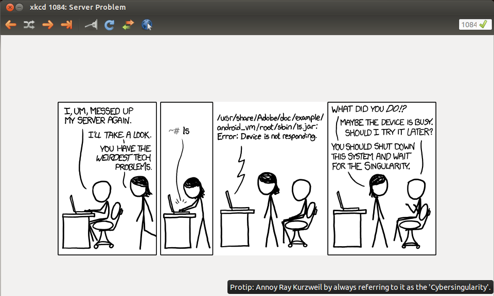 14: - Page 3 - xkcd
