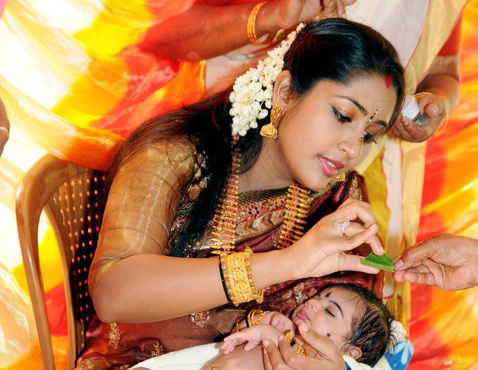 Cute Baby Pictures Daily: Navya Nair Baby Boy Photos