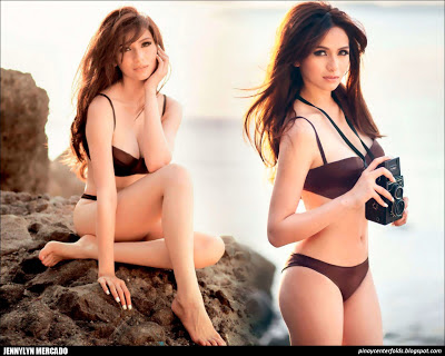 Jennylyn Mercado In FHM 2