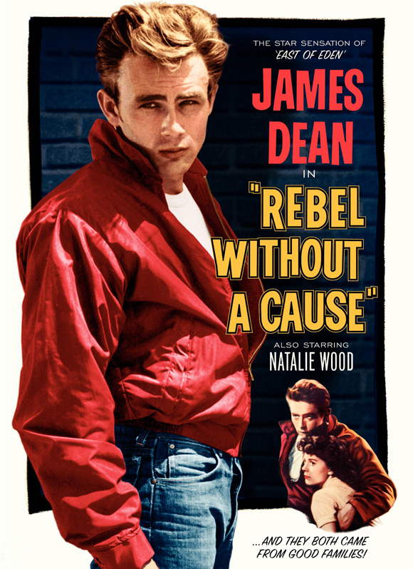 Compras cinéfilas Rebel