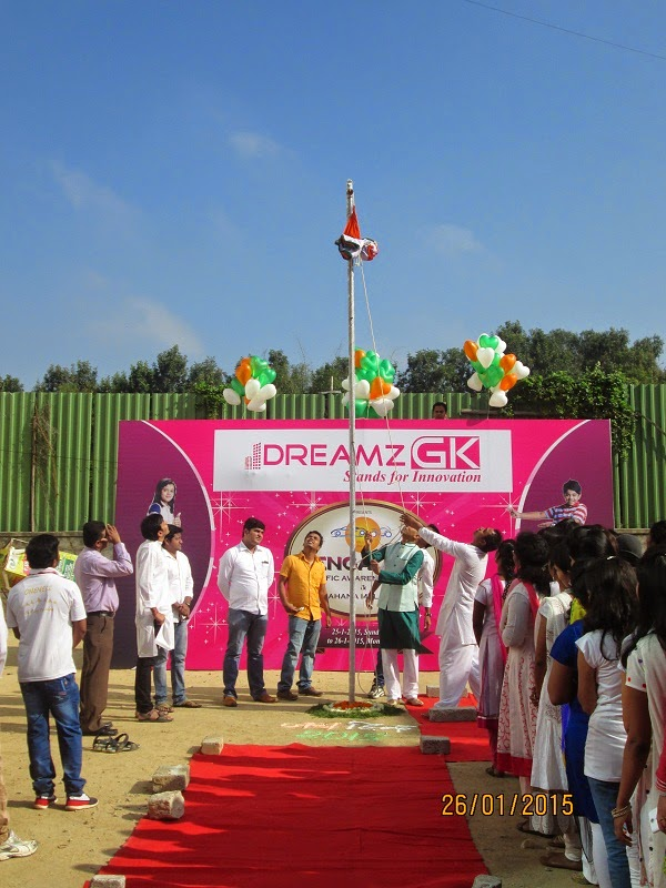 DreamzInfra Republic Day Celebrations 2