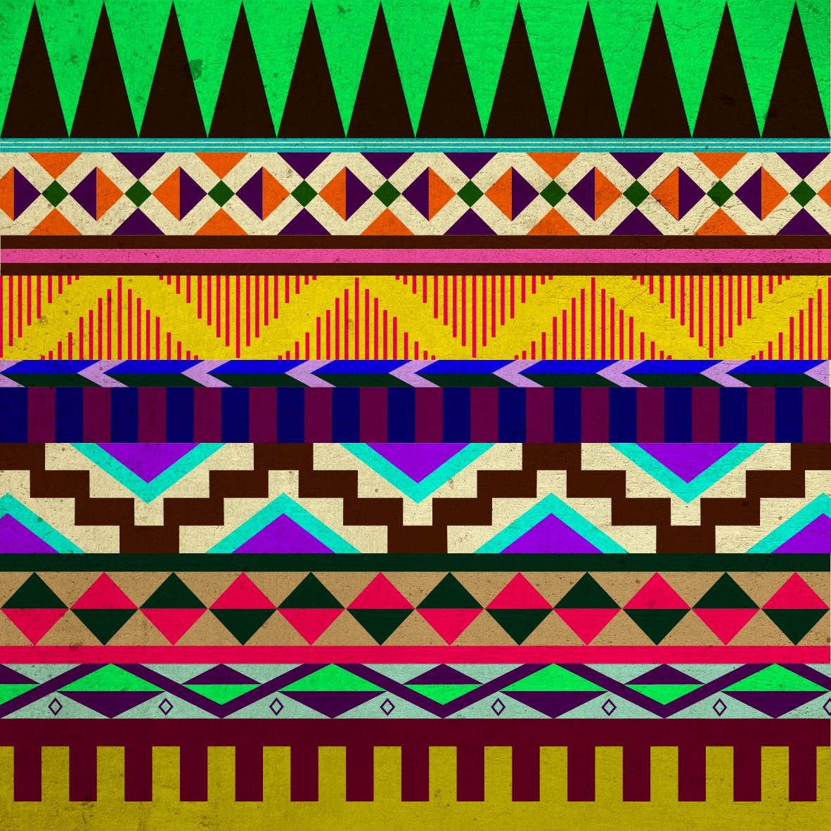 street style fashion aztec patterns in fashion