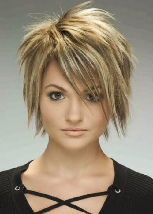 Choppy Short Hairstyles For Your Look Short Hairstyle For Women