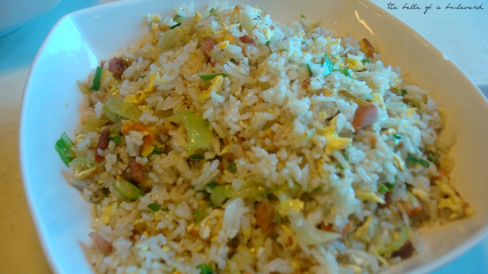 Mann Hann Yang Chow Fried Rice