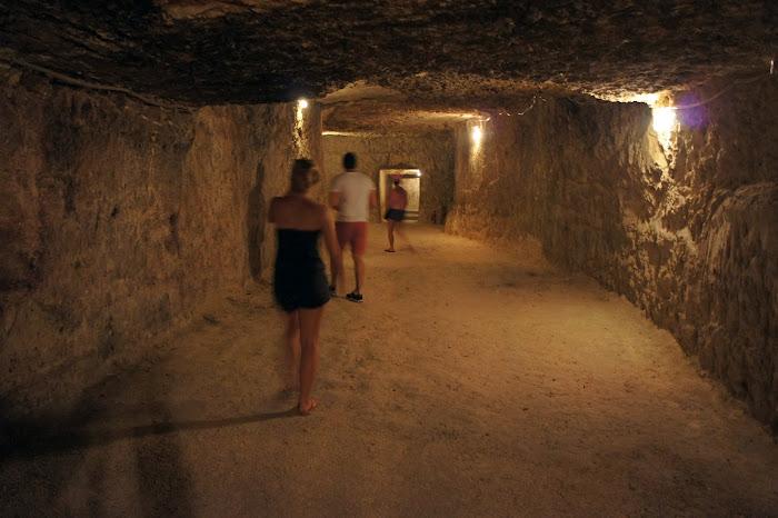 malta WWII shelters mellieha
