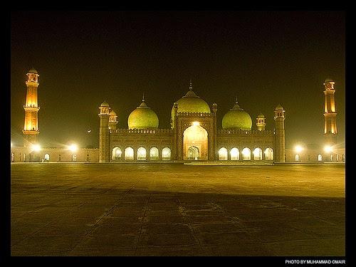 Masjid Badshashi, Pakistan