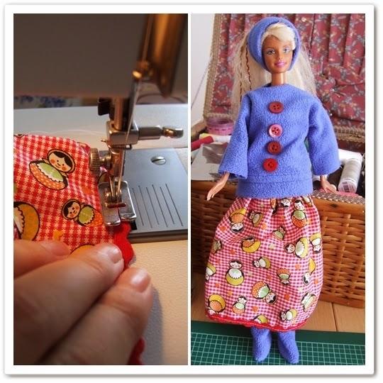 Šijeme pro Barbie