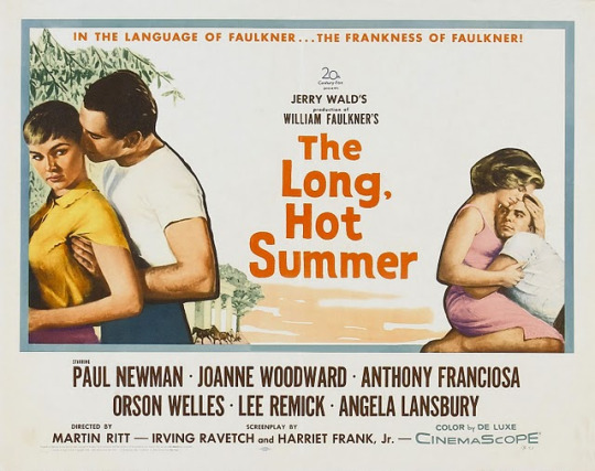 """The Long, Hot Summer"" (1958)"