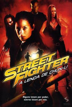 Street Fighter: A Lenda de Chun-Li Torrent - BluRay 720p/1080p Dual Áudio