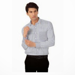 Shopclues: Buy Shirt & Trouser Fabric + Rs. 4 Cashback Rs. 189