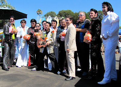 The Motherload at the Orange County Elvis Festival, Orange County Fairgrounds, Costa Mesa, CA #Elvisfest #Elvis #California www.thebrighterwriter.blogspot.com