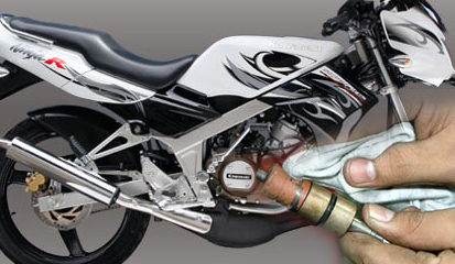 Cara Mudah Merawat Kips Kawasaki Ninja Agar Tetap Awet