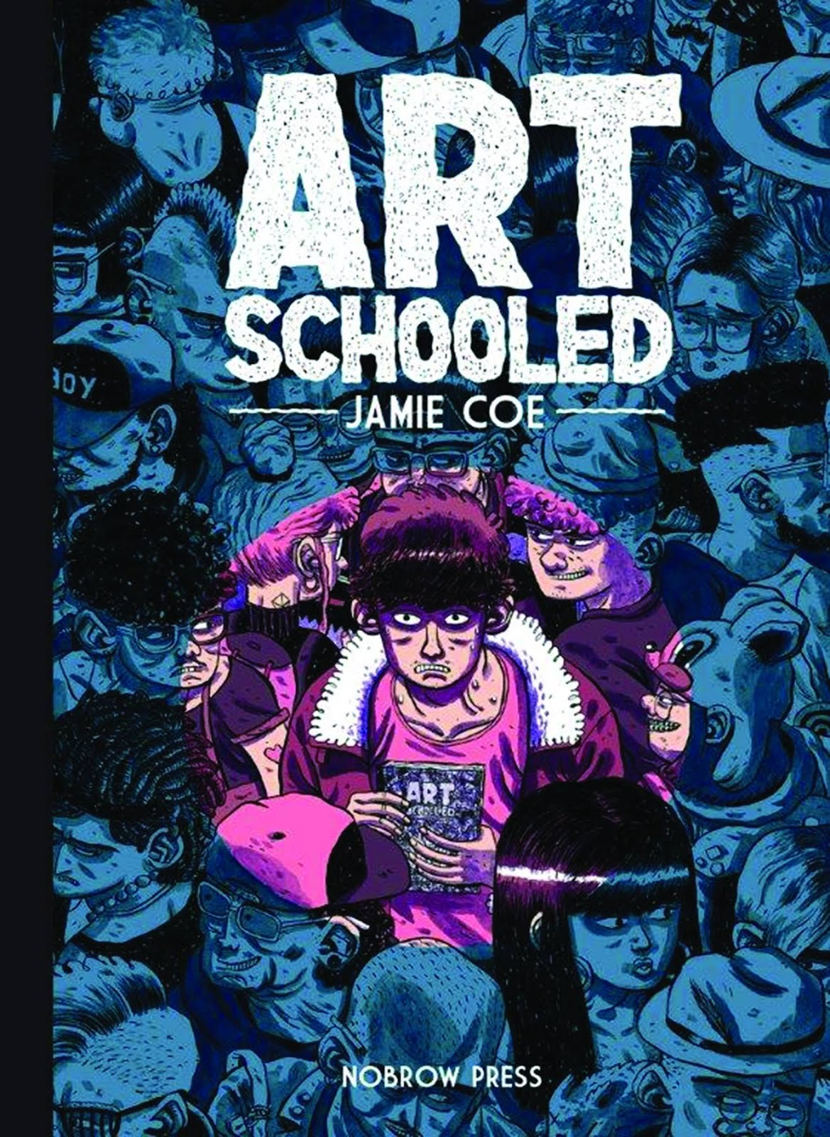 ART SCHOOLED GN
