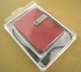 jual harddisk external wd my passport 2nd