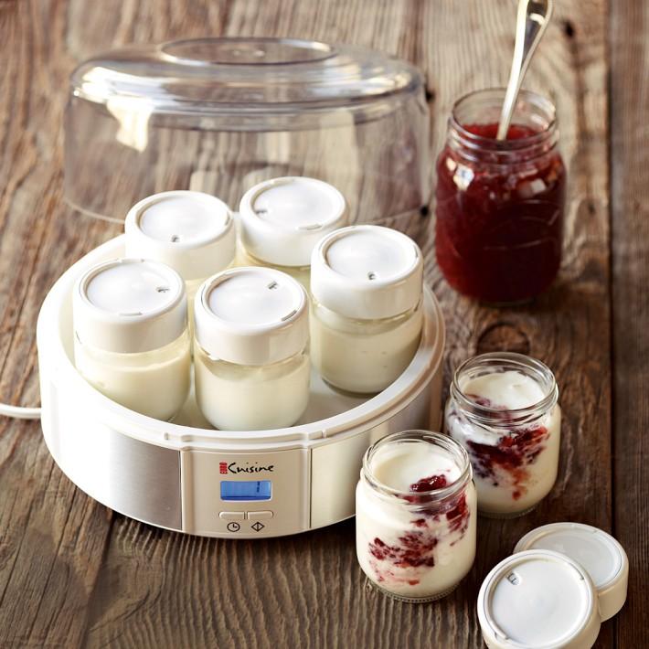 Très Ashley: Homemade yogurt: bring on the pleasure