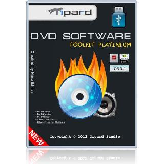 Tipard DVD Software Toolkit Platinum 6.1.36 Portable