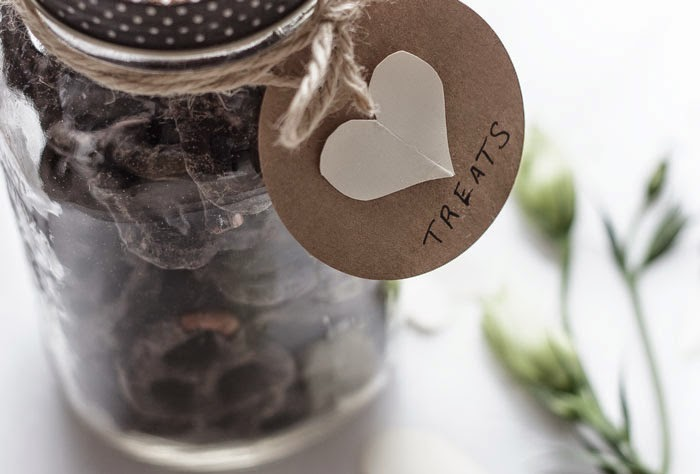 sustainable holiday treats; simple gifts; homemade gifts