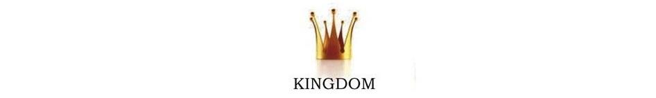 Kingdom algo nuevo en accesorios personalizados