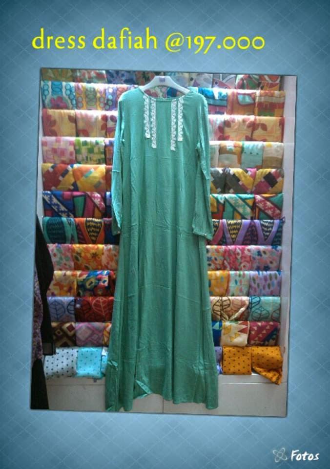 Mezora Busana Muslim Terbaru 2015 Dress Inner