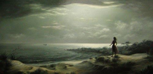 Lonely Paintings - Windberglonelyvigil