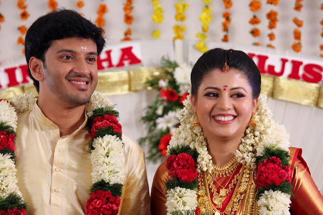 Actress Nimish Suresh married Jijish Janardhanan