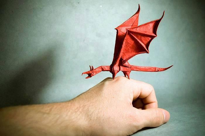 origami-naga
