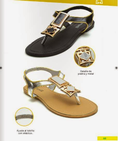 Sandalias Flats Europiel C2 2015
