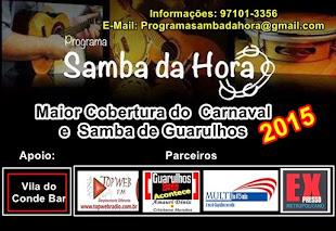 PROGRAMA SAMBA DA HORA