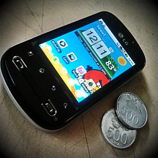 Android Boros Pulsa