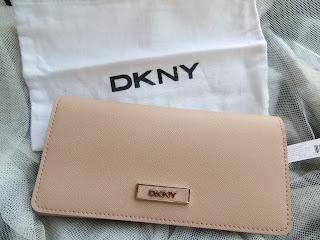 Designer Pink Nude Wallet Purse Ladies Harrods Review Blogger Girl