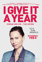 i give it a year minnie driver poster