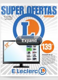 eleclerc super ofertas 17 abril 2013