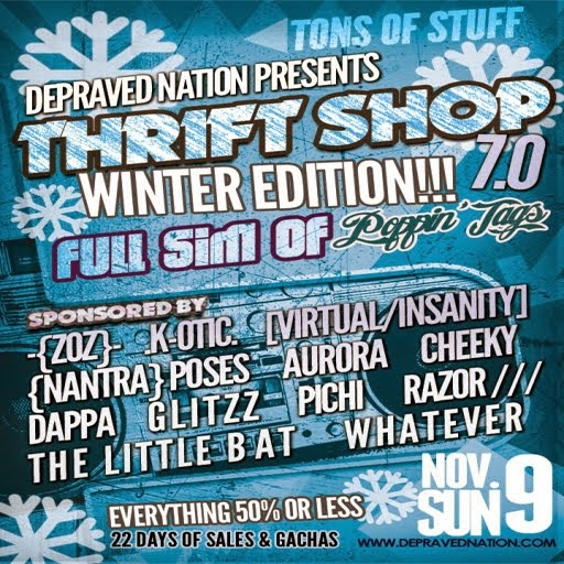 Thrift Shop 7.0