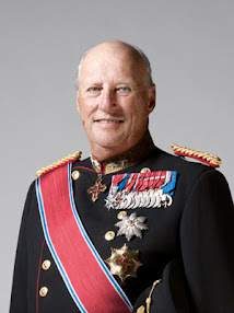 King Harald of Norway is 80 today