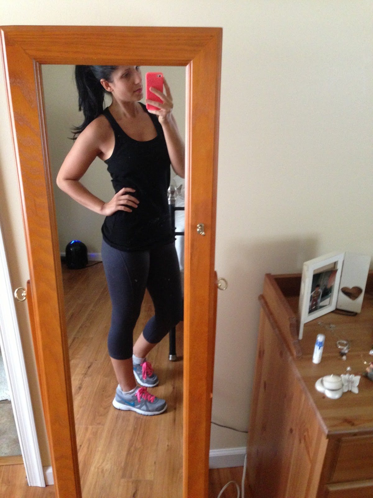 Laura Vitale\'s Blog: Current Workout!