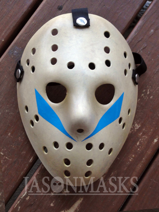 Pornostar jason hockey mask friday the 13th