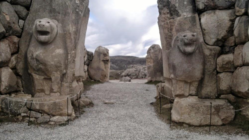Kadim Şehirler - Hattusas