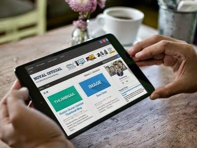 Waw Purnama Responsive Blogger Template , Templatenya Mudah di Edit