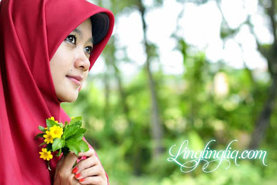 Gambar Wanita muslimah Cantik 