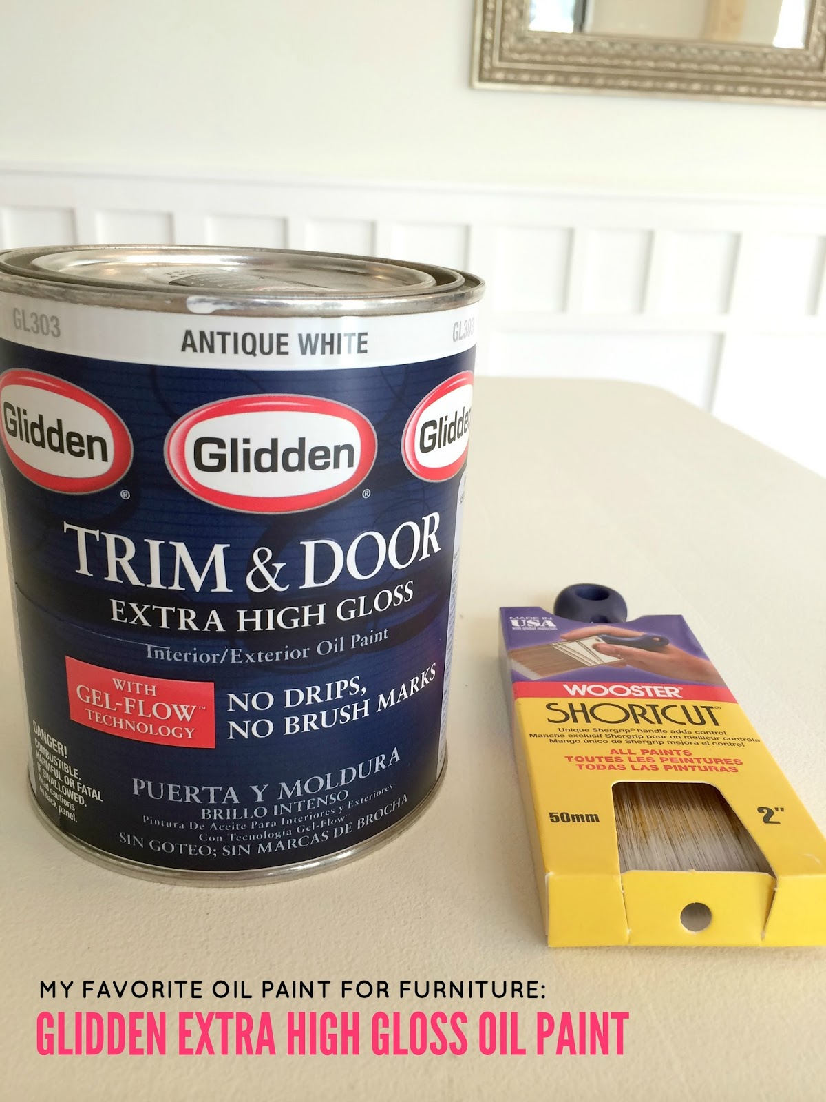Can you use latex paint over oil based paint -  Use Kilz Oil Based Primer Made For Adhesion Before You Paint With This Paint For Tools