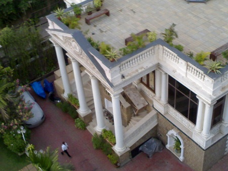 Mannat shahrukh khan house images