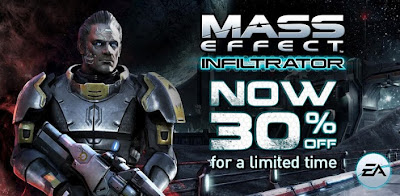 MASS EFFECT INFILTRATOR ANDROID GAME